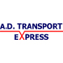 A.D. Transport Express logo