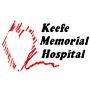 Keefe Memorial Hospital logo