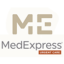 MedExpress Urgent Care logo