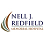 Nell J Redfield Memorial Hospital logo