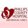 Phillips County Hospital logo
