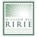 William Bee Ririe Hospital logo