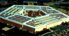 a view of the Pentagon